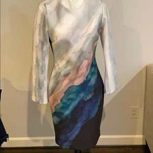 Donna Karen Unique Dress - size 6
